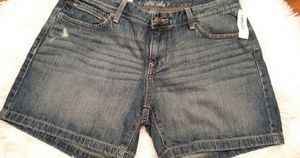 Old Navy Size 12 Distressed Denim Shorts